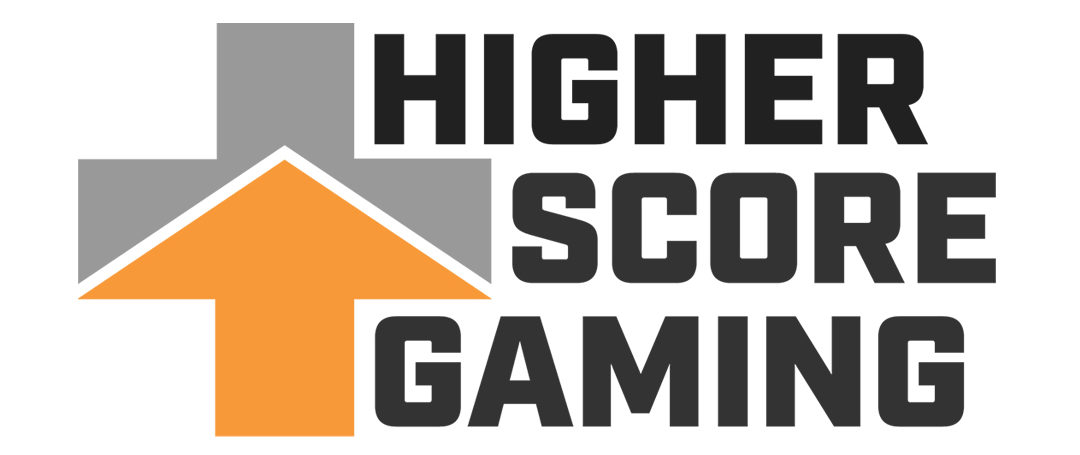 Logo for Higher Score Gaming